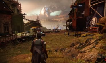 Destiny 2's new social hub shown by Bungie