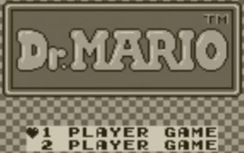 Blast from the Past: Dr Mario (Game Boy)