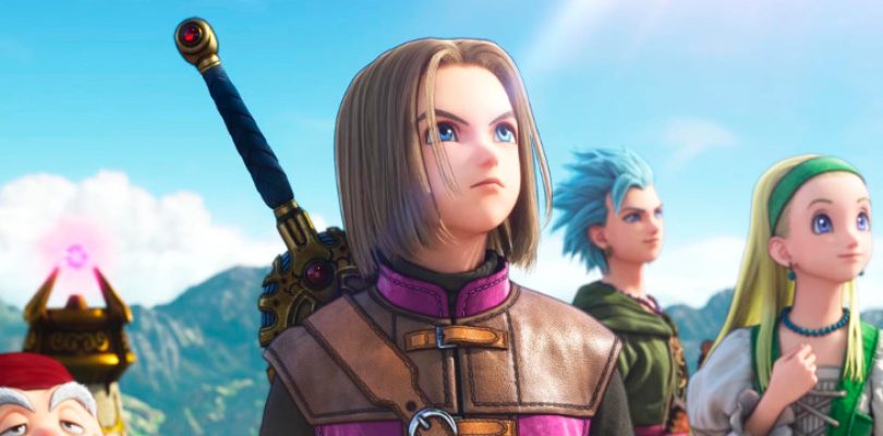 Dragon Quest XI is westward bound in 2018