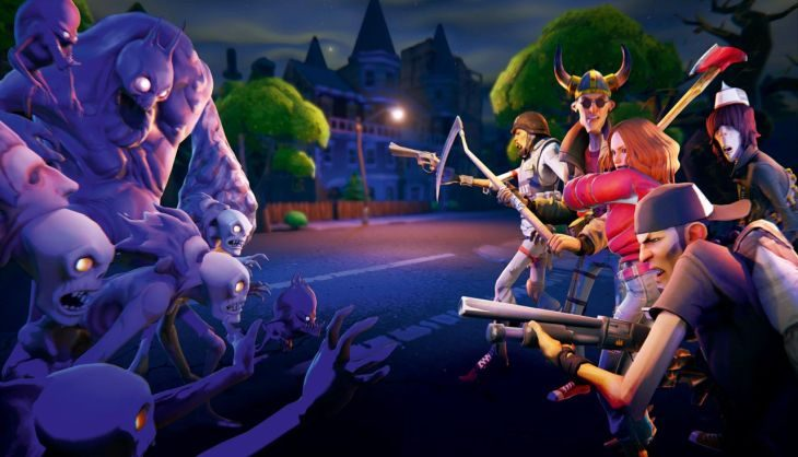 A new Fortnite trailer released alongside the early access launch