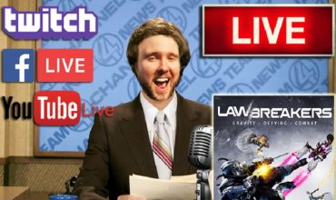 Livestream: We are trying out LawBreakers