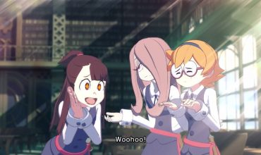 Little Witch Academia confirmed for West in 2018