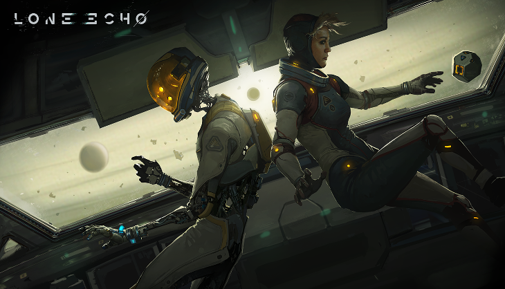 Ready at Dawn and Oculus reveal debut trailer of Lone Echo