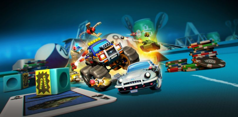 Review: Micro Machines: World Series (Xbox One)