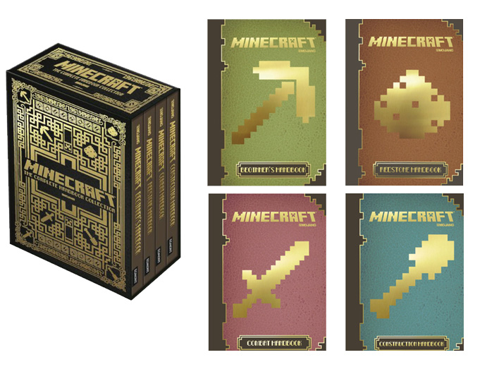 Minecraft Guide Books - SA Gamer