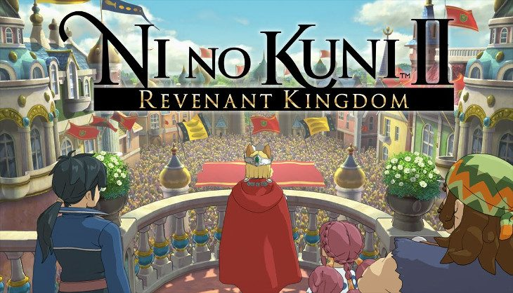 Check out the City of Goldpaw, Ni No Kuni II's gambling den