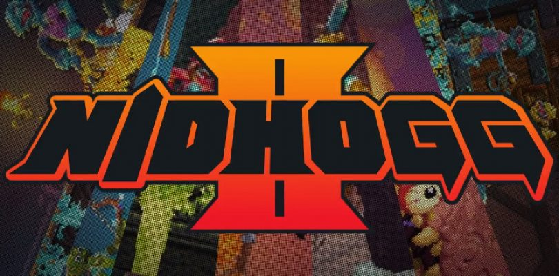 Nidhogg 2 receives a new trailer a month before launch