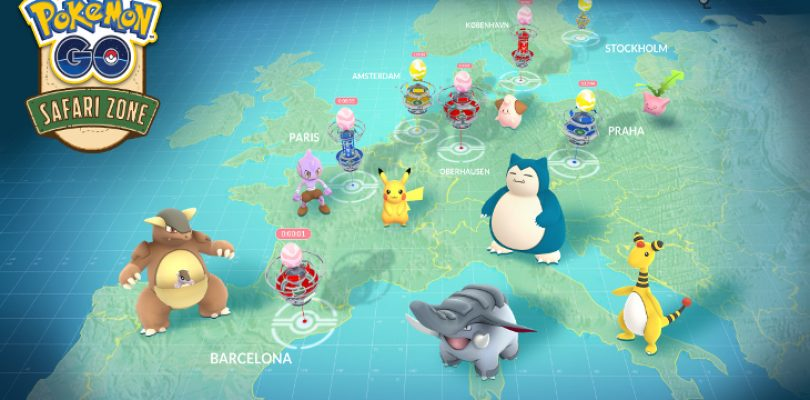 Niantic announces Pokémon GO events happening around the world