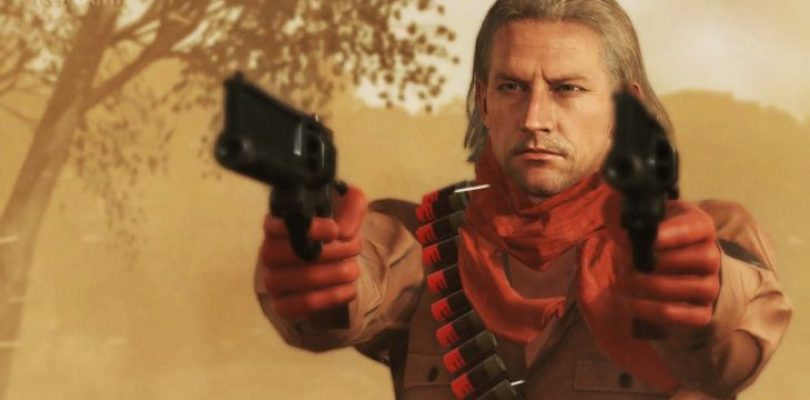 Latest Metal Gear Solid V update makes Ocelot a playable character