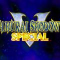 Samurai Shodown V Special Edition coming soon to PS4