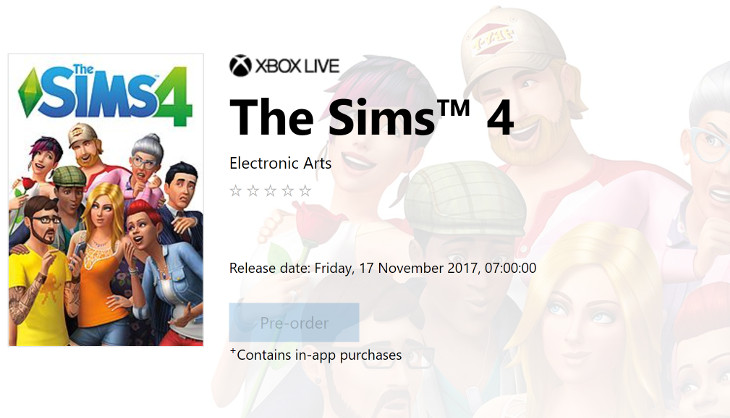 The Sims 4 seems to be making its way to Xbox One - SA Gamer