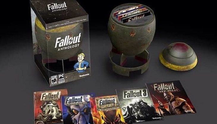 Five Fallout games cleared in under two hours