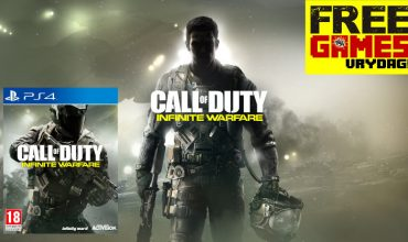 Free Games Vrydag: Call of Duty: Infinite Warfare (PS4)