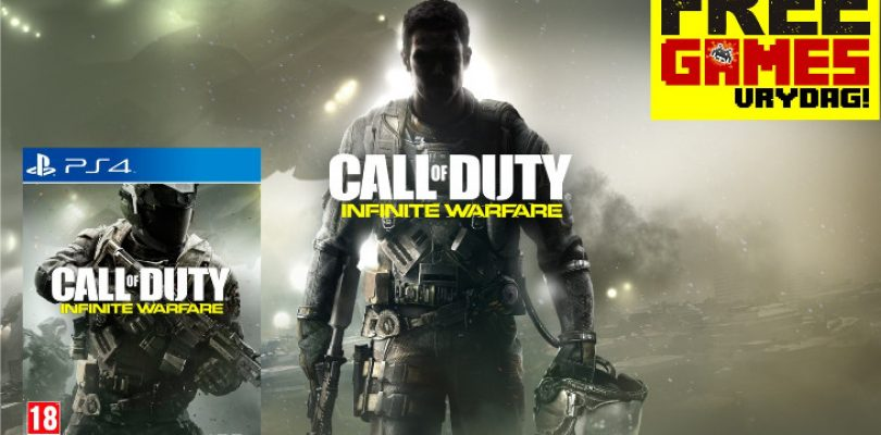 Free Games Vrydag winner received the call of duty