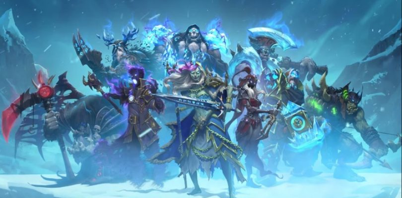 Hearthstone's Knights of the Frozen Throne sounds delicious