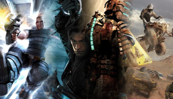 4 game series that were hot the one generation, gone the next