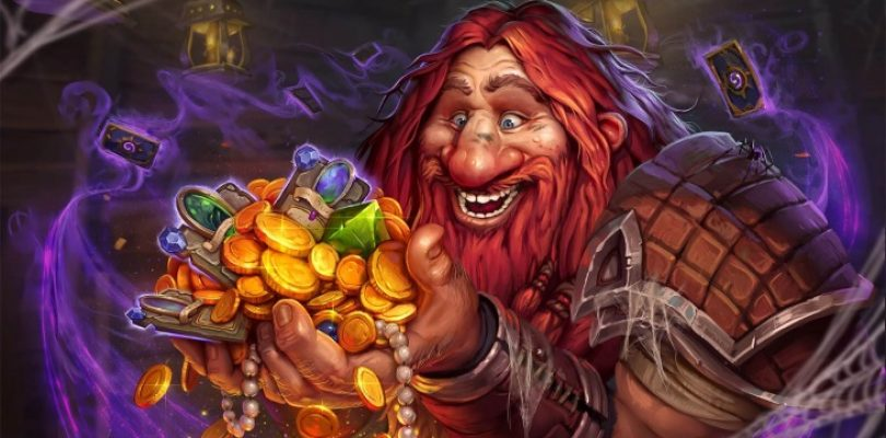 Hearthstone's next expansion will be revealed this week, launch in August