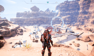 You can now try out Mass Effect: Andromeda for free on all platforms