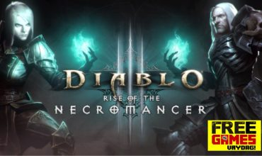 Free Games Vrydag: Diablo 3: Rise of the Necromancer (PC/PS4)