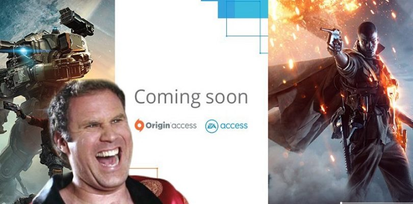 Battlefield 1 and Titanfall 2 heading to EA Access and Origin Access