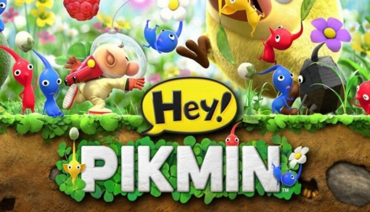 Review: Hey! PIKMIN (3DS)