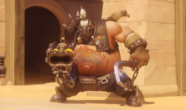 Become a one man apocalypse with this Roadhog chain-hook