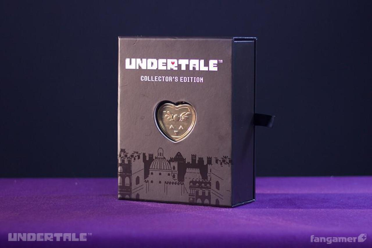 undertale is coming to ps4 in august collector s edition announced
