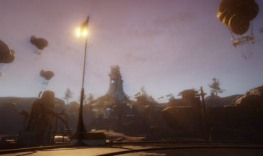 Warframe is heading to the open-world in Plains of Eidolon