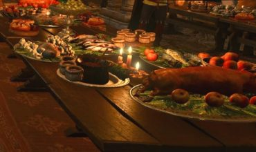 This mod turns The Witcher 3 into a survival game