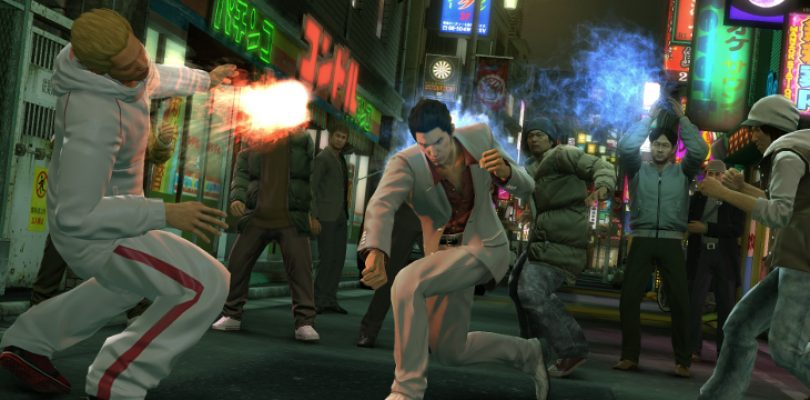 Kiryu's fists do the talking in this Yakuza Kiwami trailer