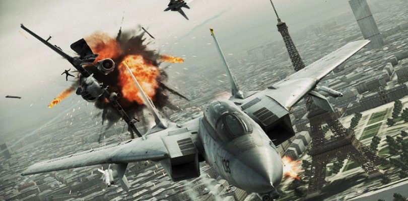 Video: Take a trip to the danger zone in this new Ace Combat 7 trailer