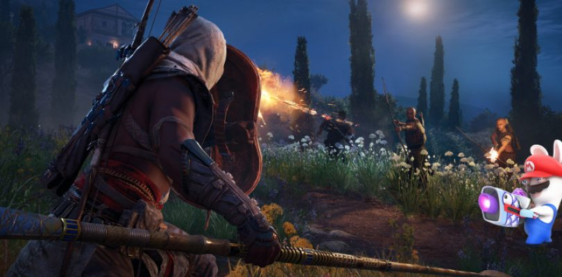 Hands-on at Gamescom – Assassin's Creed Origins (Xbox One X)