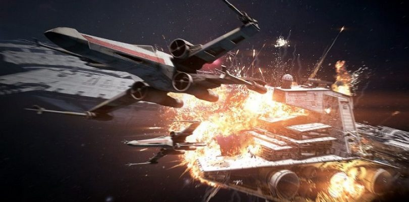 Video: Battlefront 2 Starfighter Assault mode is not a trap