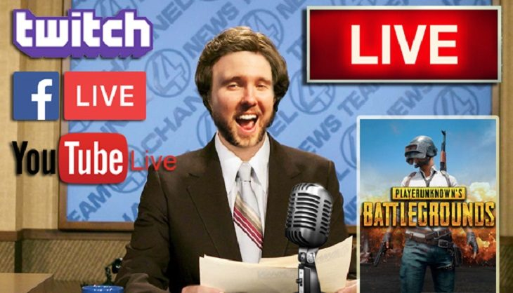 Livestream: Let's pile up the bodies this morning in a round of PUBG