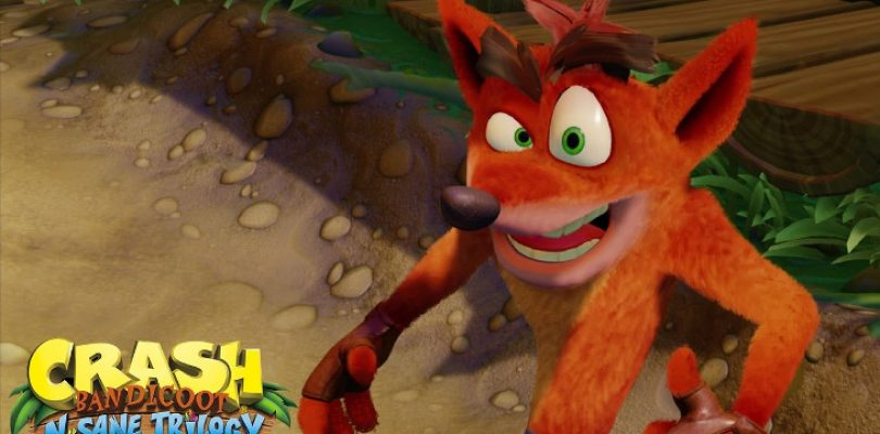 Crash N.Sane's success makes Activision consider other remasters