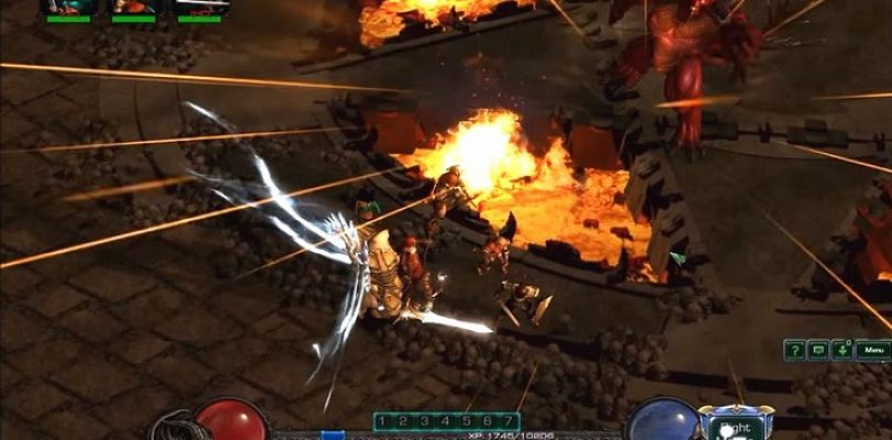 Video: A modder is recreating Diablo 2 within Starcraft 2