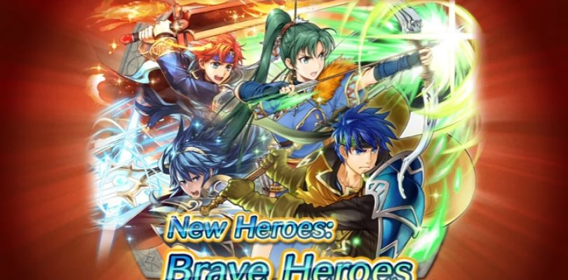 Fire Emblem Heroes – Choose your Legend and get a five star hero