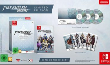 Fire Emblem Warriors is getting a musical limited edition