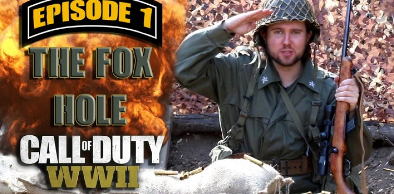 Video: Welcome to the Fox Hole!