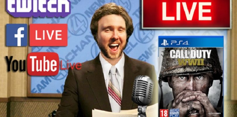 Livestream: We check out Kill Confirmed in Call of Duty: WW2