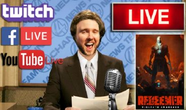 Livestream: We are checking out Redeemer