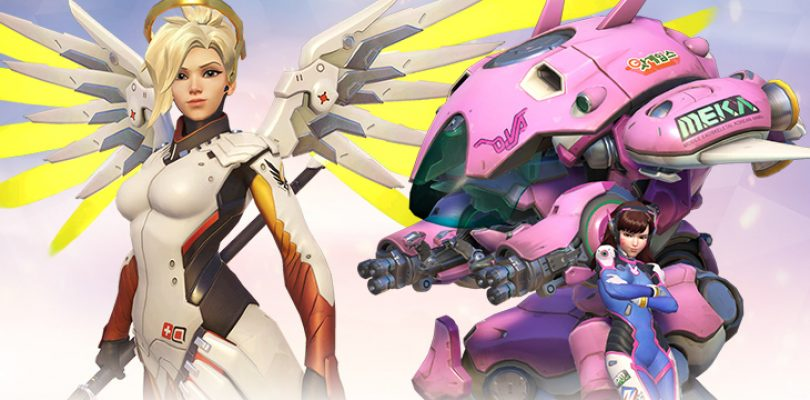 Upcoming Overwatch updates: changes to Mercy and D.Va