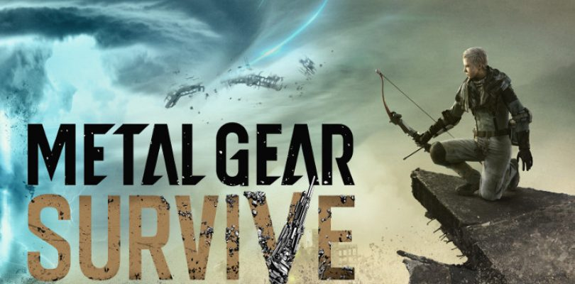 Hands on at Gamescom: Metal Gear Survive (Xbox One X)
