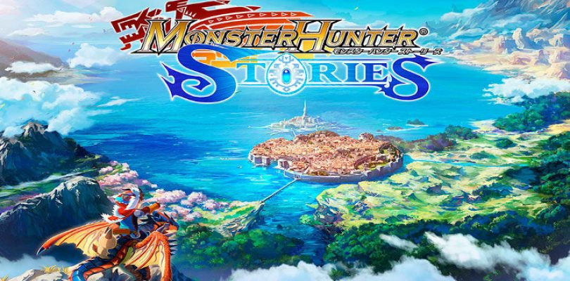 Monster Hunter Stories swoops down in September