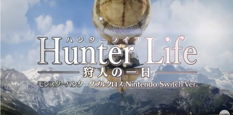 Capcom shows off the life of a Hunter in Monster Hunter XX