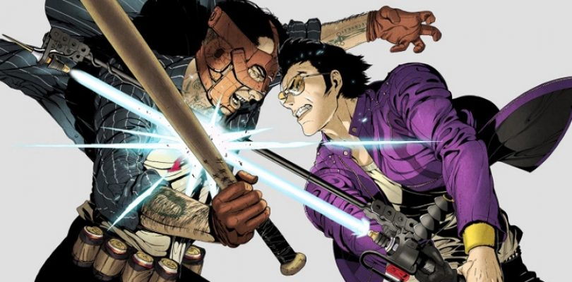Travis Strikes Again in a new No More Heroes