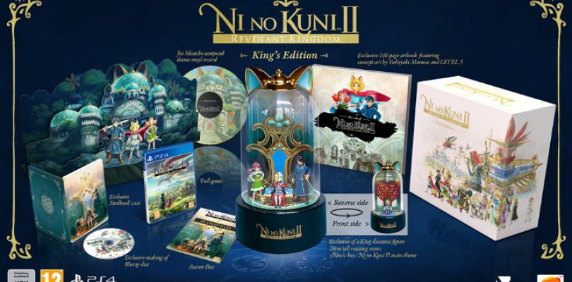 Ni No Kuni II: Revenant Kingdom collector's edition revealed and it's gorgeous