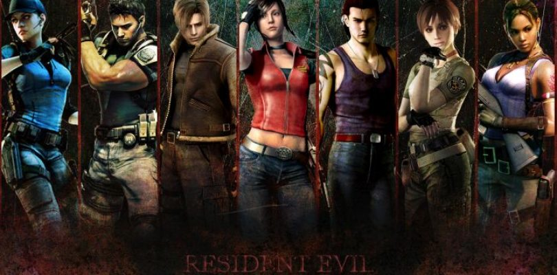 The Resident Evil Challenge – Remembering the Game Over screen