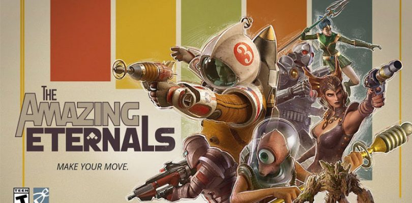 Digital Extremes is working on a seemingly good hero shooter