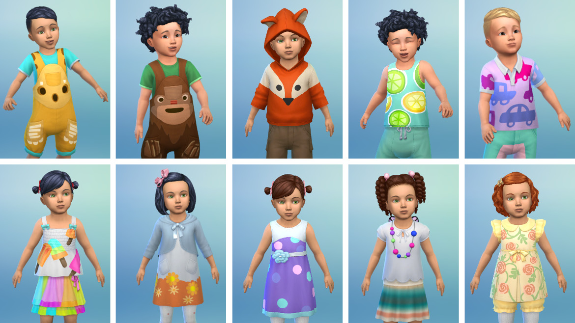 Review The Sims 4 Toddler Stuff Pc Sa Gamer